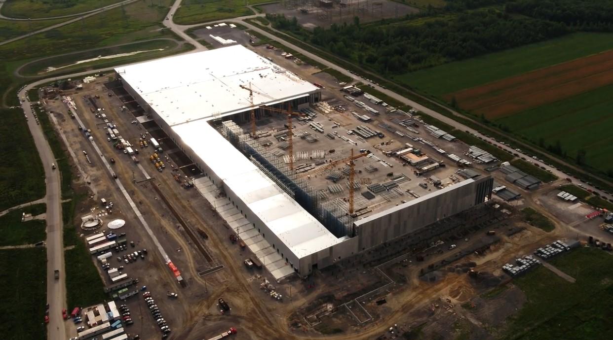 LE GROUPE JENACO Has Been Awarded the Plumbing, Heating, Natural Gas Contract for Ikea's Beauharnois Warehouse