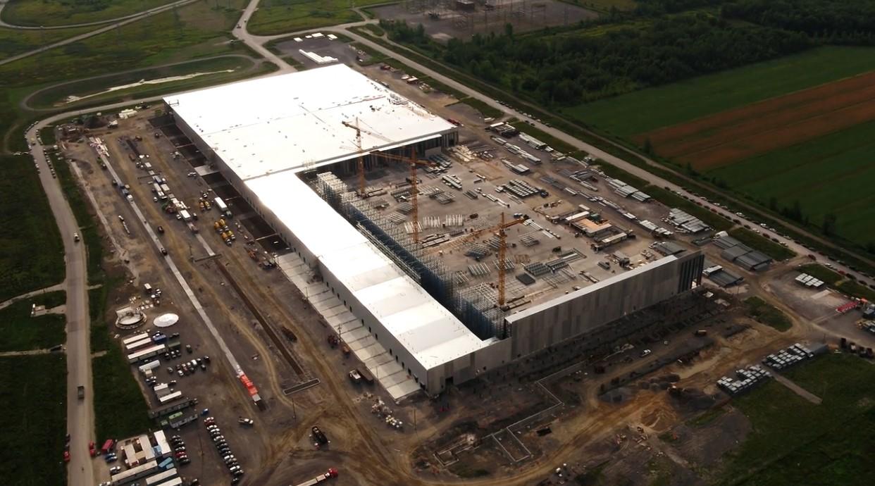 Le Groupe Jenaco obtient le mandat de plomberie, chauffage, gaz naturel pour l'entrepôt d'Ikea Beauharnois
