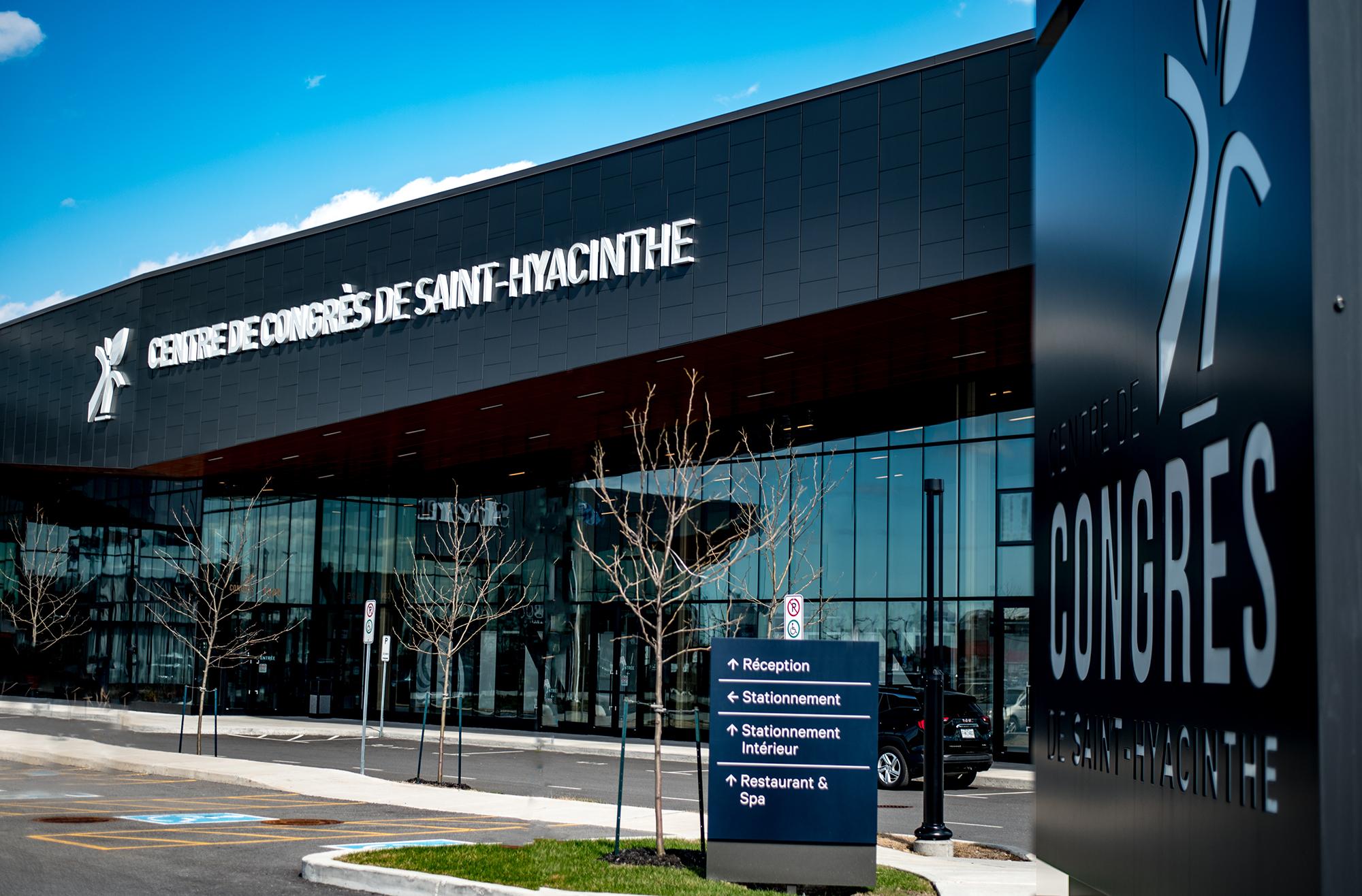 Le Groupe Jenaco impliqué dans la construction du Centre de congrès de Saint-Hyacinthe
