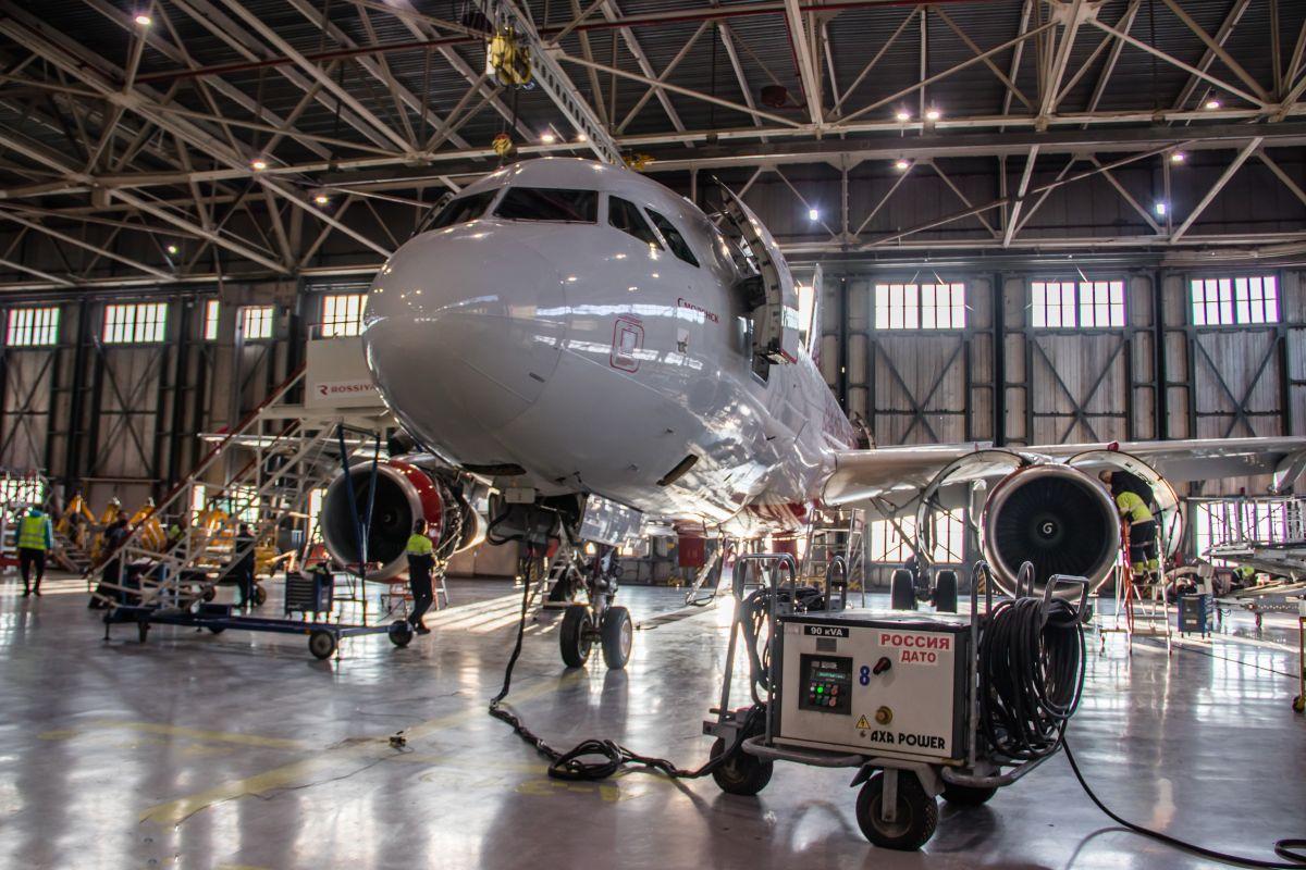 Premier mandat en aviation avec le projet d'hangar d'Airbus