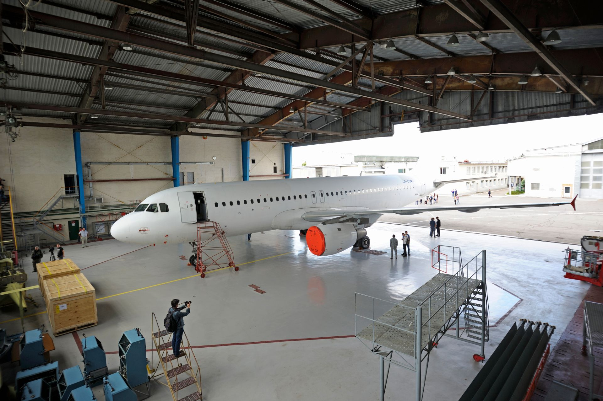 New Project in the Field of Aviation