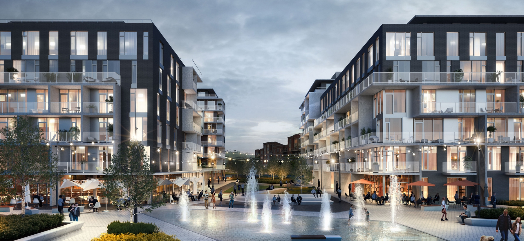 Le Groupe Jenaco Involved in One of the First LEED ND Neighborhoods in Québec