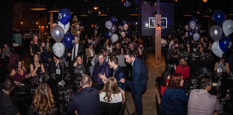 Le party de Noël clôture l'année anniversaire des 25 ans du Groupe Jenaco