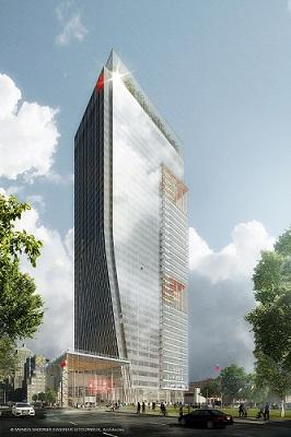 Le Groupe Jenaco participe à la construction du siège social de la Banque Nationale